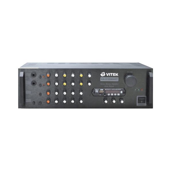 Amply Karaoke Vitek KA-915SMART Bluetooth (500W) - Hàng Chính Hãng
