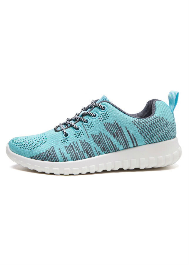 Giày Sneaker Nữ TR64 - Xanh (Size 35)