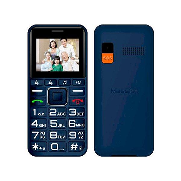 Điện thoại người già Masstel Fami C3 - Bàn phím số to và loa âm thanh lớn