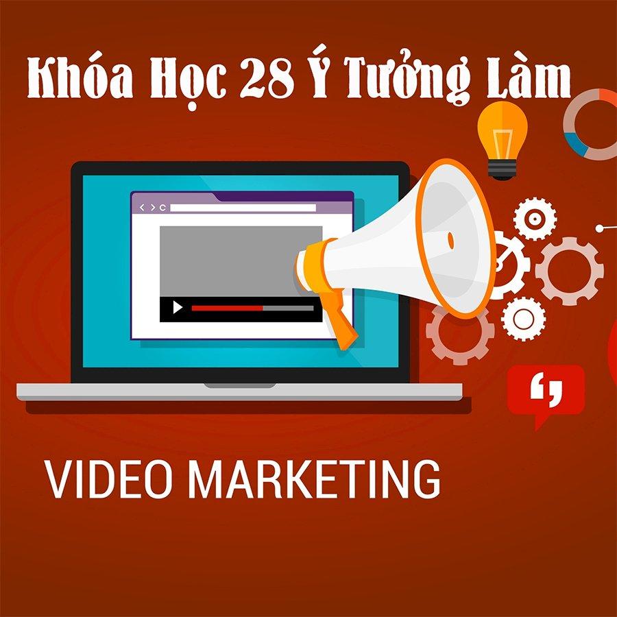 KYNA - Khóa Học 28 Ý Tưởng Làm Video Marketing