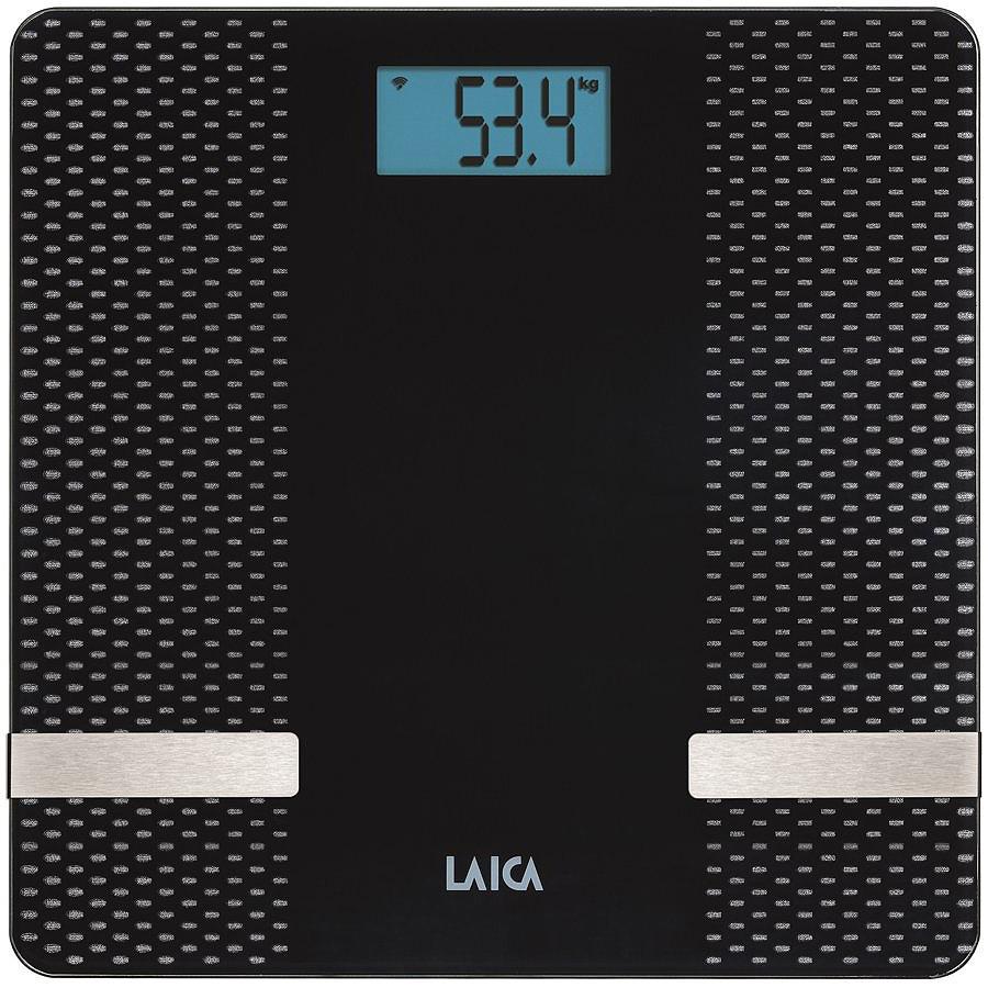 Cân đo tỷ lệ Mỡ/Nước/Cơ/Kcal kết nối Bluetooth LAICA PS7002 (ITALY)