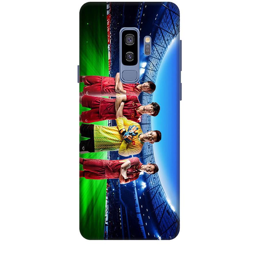 Ốp Lưng Dành Cho Samsung Galaxy S9 Plus AFF Cup Đội Tuyển Việt Nam Mẫu 2