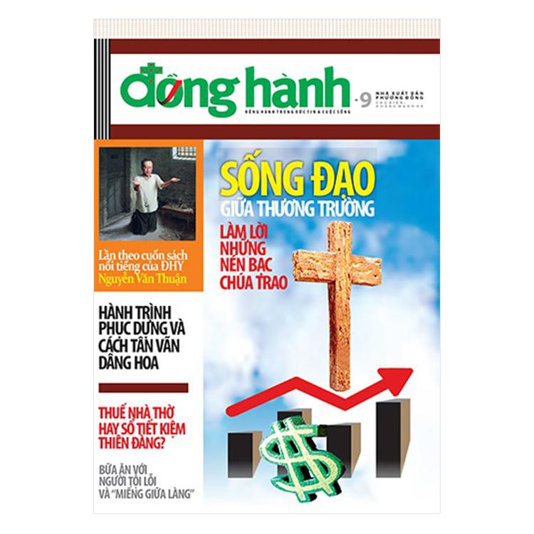 Tạp Chí Đồng Hành Số 9