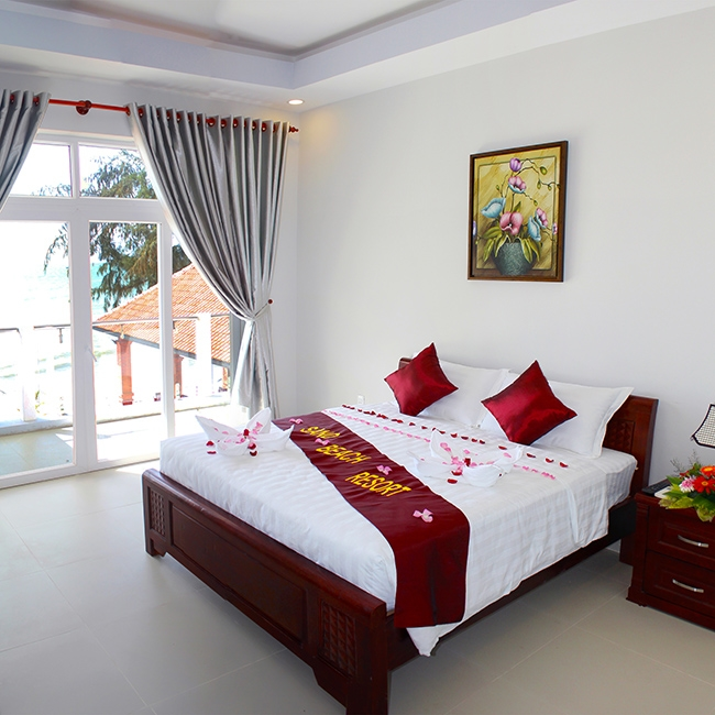 Sand Beach Resort  tiêu chuẩn 3* tại Phan Thiết