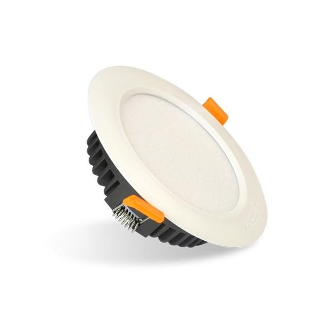 Đèn LED downlight Kingled DL-12-T140 tiết kiệm điện 12w 1 mầu