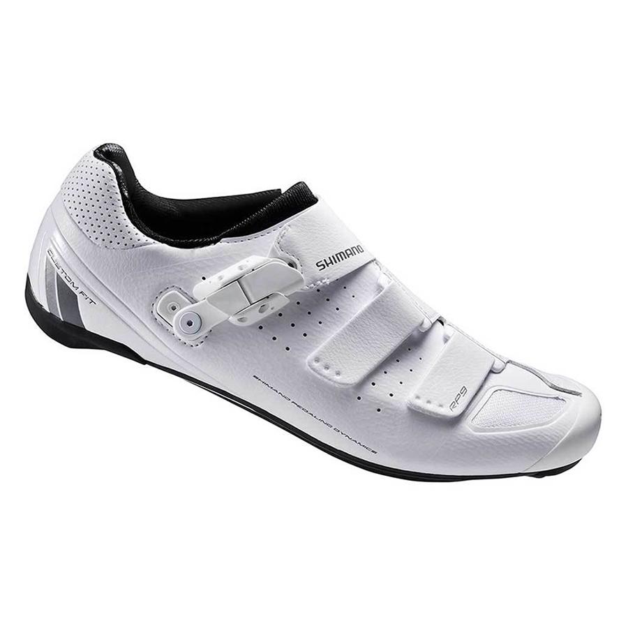 Giày Xe Đạp Shimano RP9 - Trắng