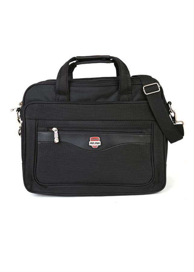 Cặp Đựng Laptop Mr.Vui CSV112-13 (32 x 42 cm) - Đen