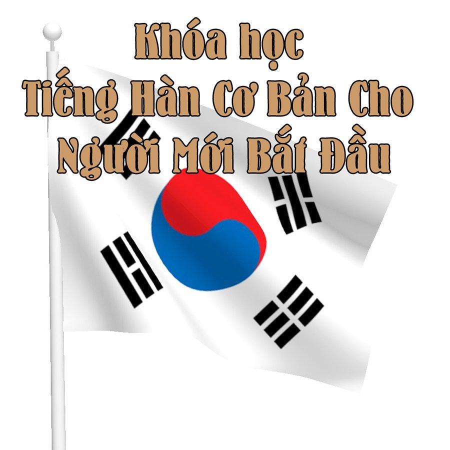 KYNA - Khóa Học Tiếng Hàn Cơ Bản Cho Người Mới Bắt Đầu