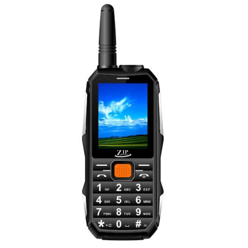 Điện Thoại ZIP Mobile ZIP Intercom - Hàng Chính Hãng - Bảo Hành 1 Năm - Màu Đen