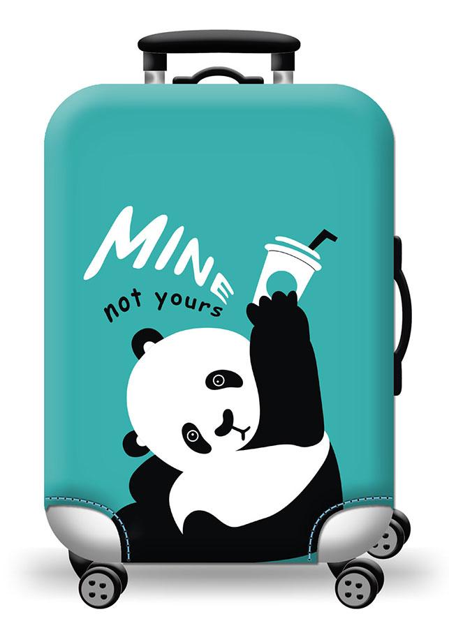 Túi bọc bảo vệ vali -Áo vỏ bọc vali - Gấu Trúc ZooYoo