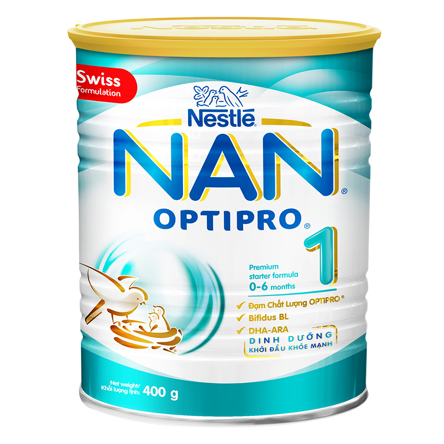 Sữa Bột Nestle NAN Optipro 1 (400g) [566842]