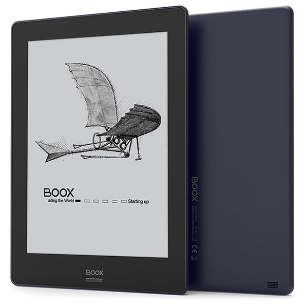 Máy Đọc Sách Boox Note S (Xanh) - Hàng Chính Hãng