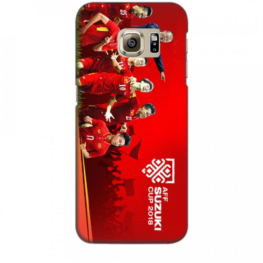 Ốp Lưng Dành Cho Samsung Galaxy S7 Edge AFF Cup Đội Tuyển Việt Nam Mẫu 1