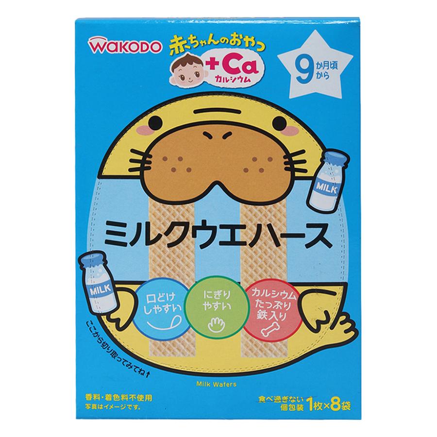 Bánh Quy Xốp Sữa Wakodo AO14 (32g)