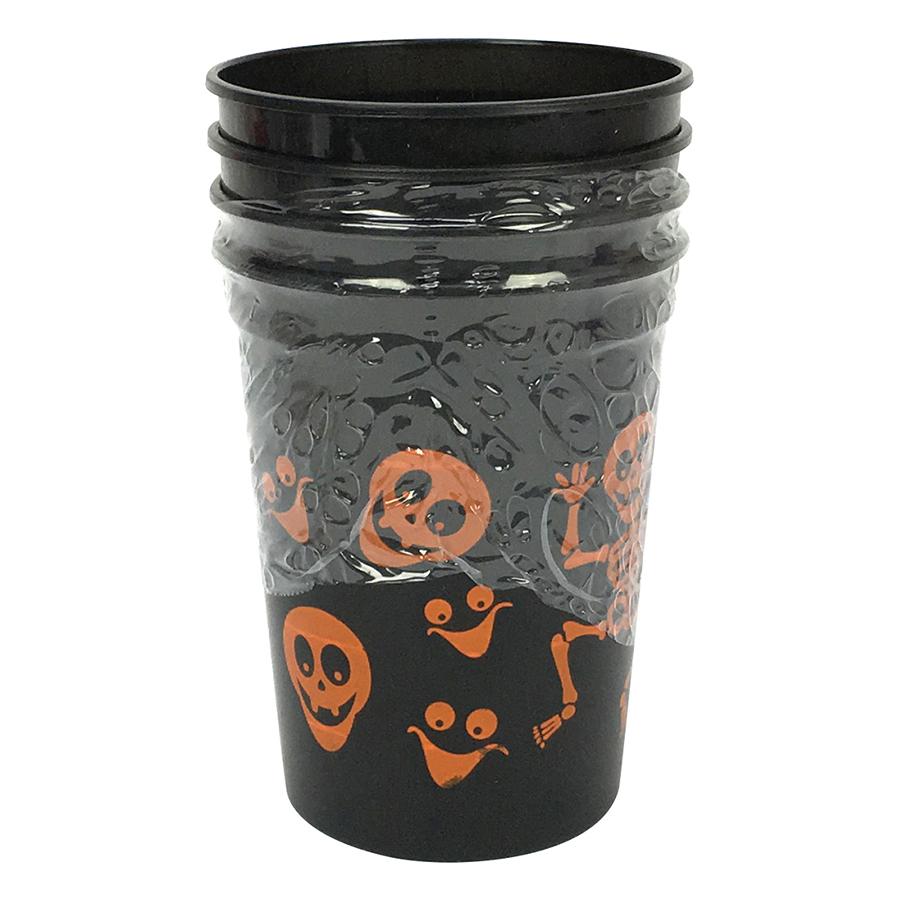 Bộ Ly Uống Nước Halloween Uncle Bills Uh00127 (4 Cái) - Giao ngẫu nhiên