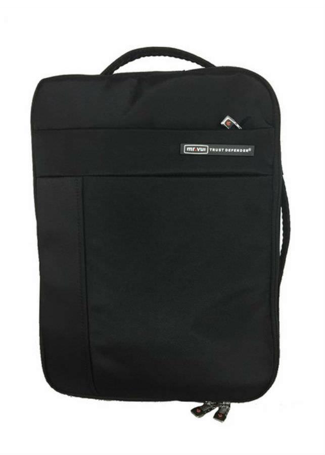 Cặp Đựng Laptop Mr.Vui CNV374-14 (30 x 40 cm) - Đen