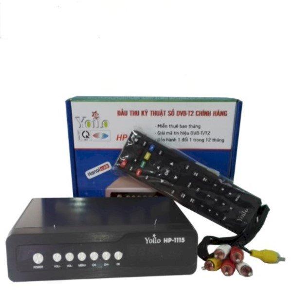 Đầu thu kỹ thuật số DVB T2 Yoilo-HP1115