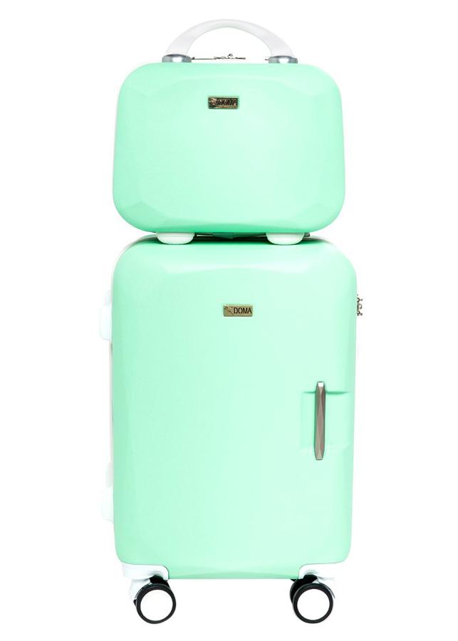 Vali Nhựa Cao Cấp Doma DH814 - Light Green