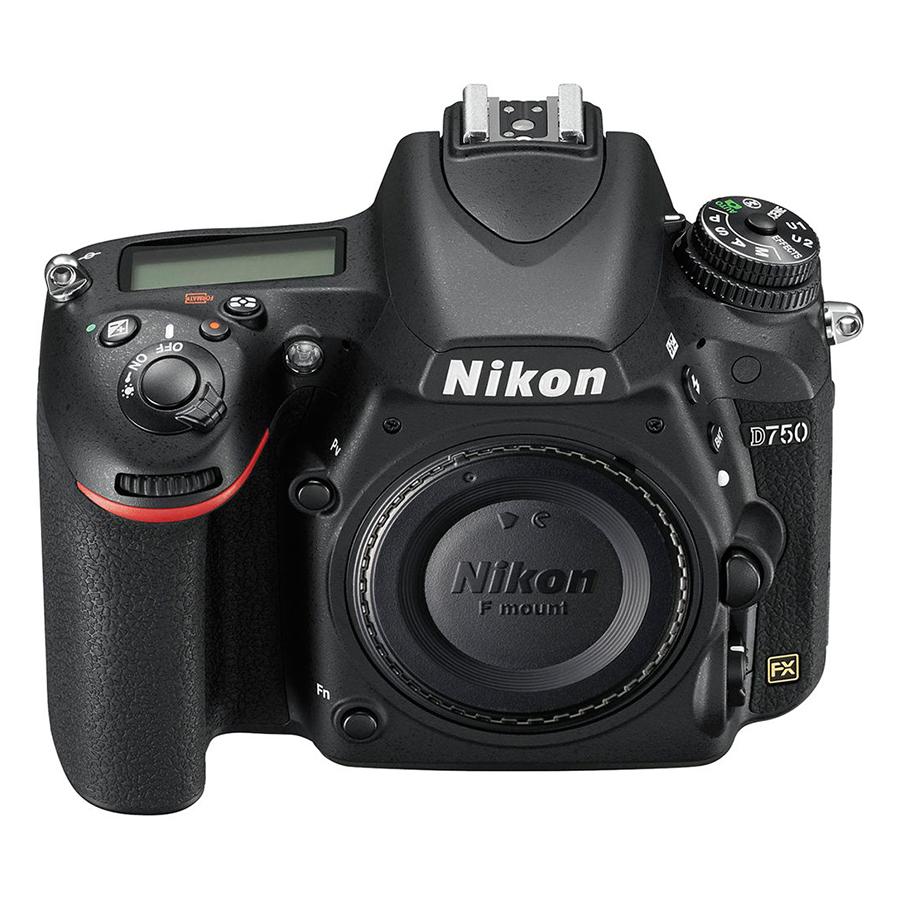 Máy Ảnh Nikon D750 Kit 24-120mm F4 VR (Hàng Nhập Khẩu) - Tặng Thẻ 16GB + Tấm Dán LCD