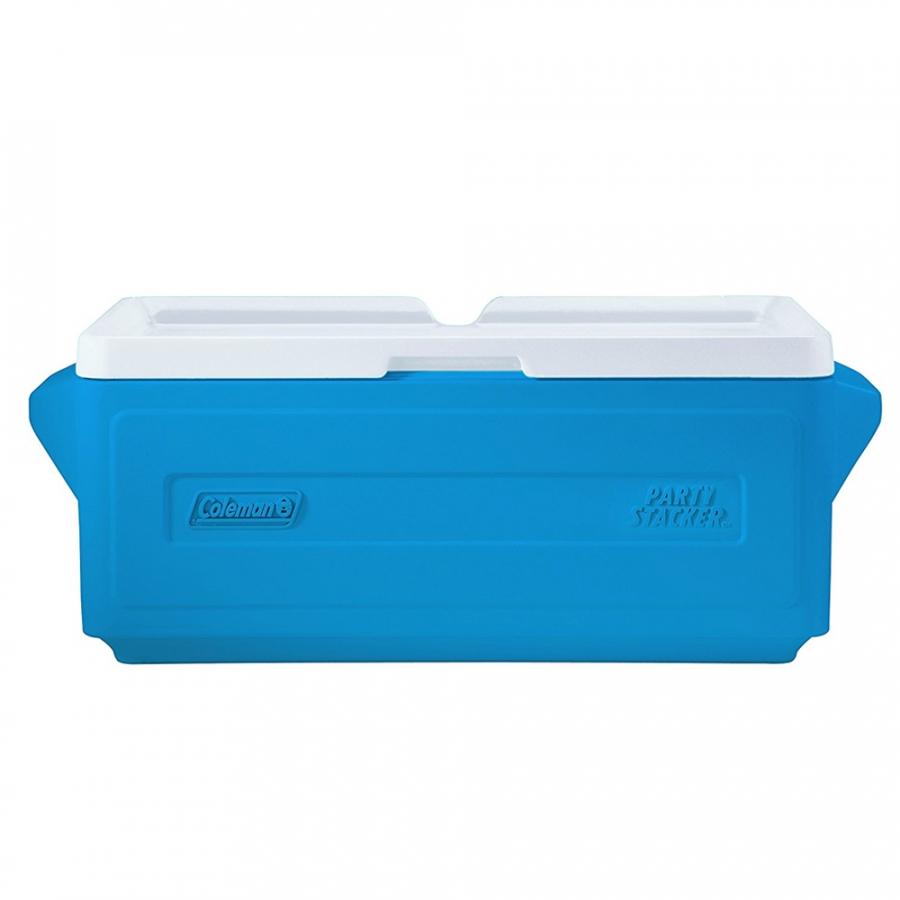Thùng Giữ Nhiệt Coleman 24 lon 3000000433 - Xanh dương - Cooler 24 Can Stacker (Blue)