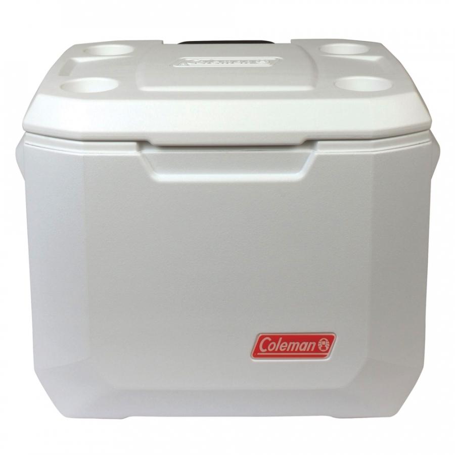 Thùng giữ nhiệt tay kéo Coleman 3000001839 - 47.3L - Trắng - 50Qt Xtreme Wheeled Marine Cooler (White)
