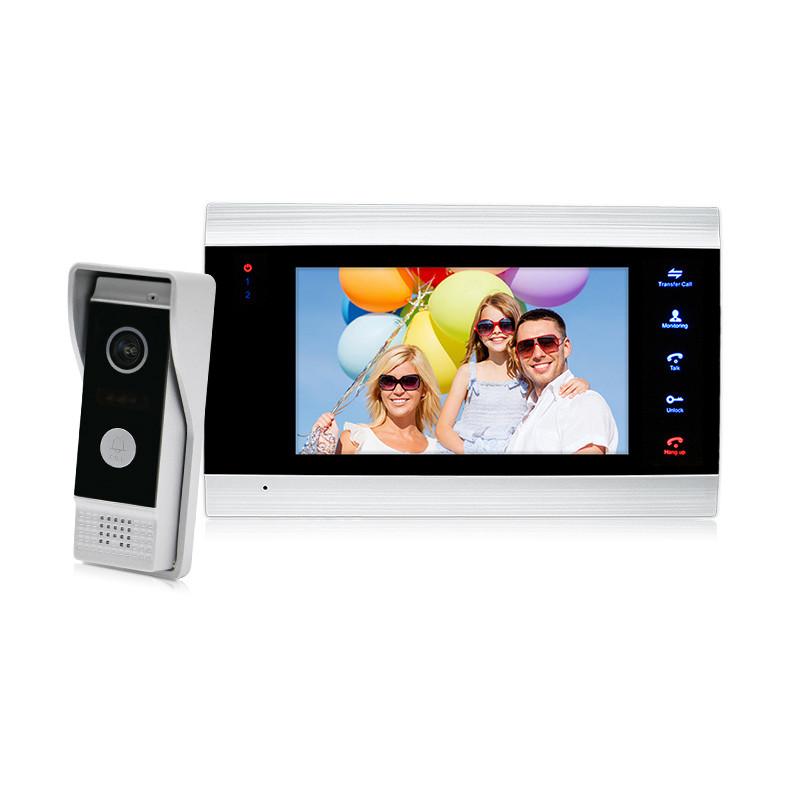 Bộ chuông cửa màn hình 7 inch NCN-CCMH1310