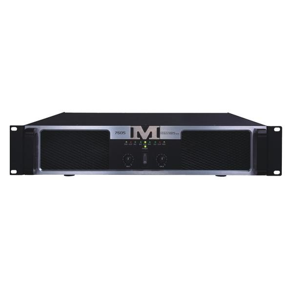 Main power công suất amplifier Maingo 750S
