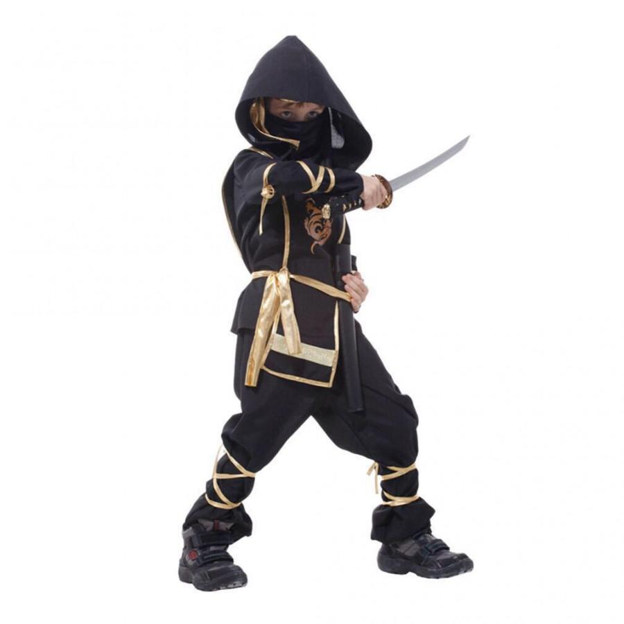 Bộ hóa trang Ninja Rồng cho bé chơi Halloween