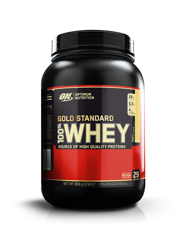 Thực Phẩm Bổ Sung Optimum Nutrition Gold Standard 100% Whey 2lb (908g)