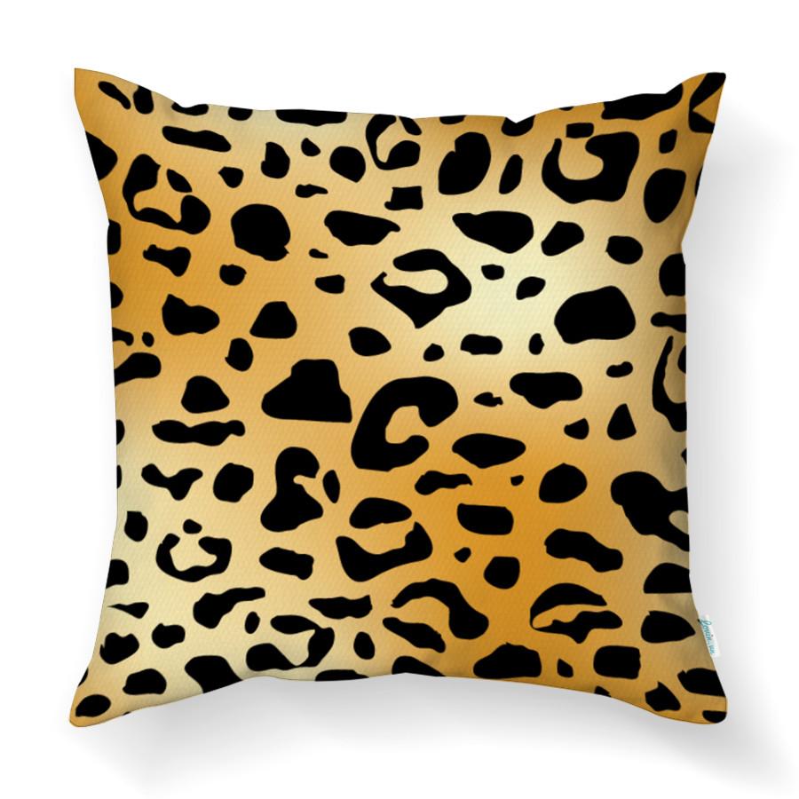 Gối Tựa Lưng Sofa LOVIN Animal Skin Gv1131 Vải Cao Cấp