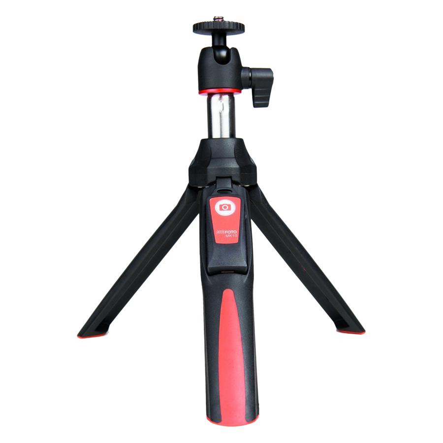 Gậy Selfie Chụp Hình Tự Sướng Tích Hợp Tripod Hỗ Trợ Bluetooth 3.0 Mefoto MK10