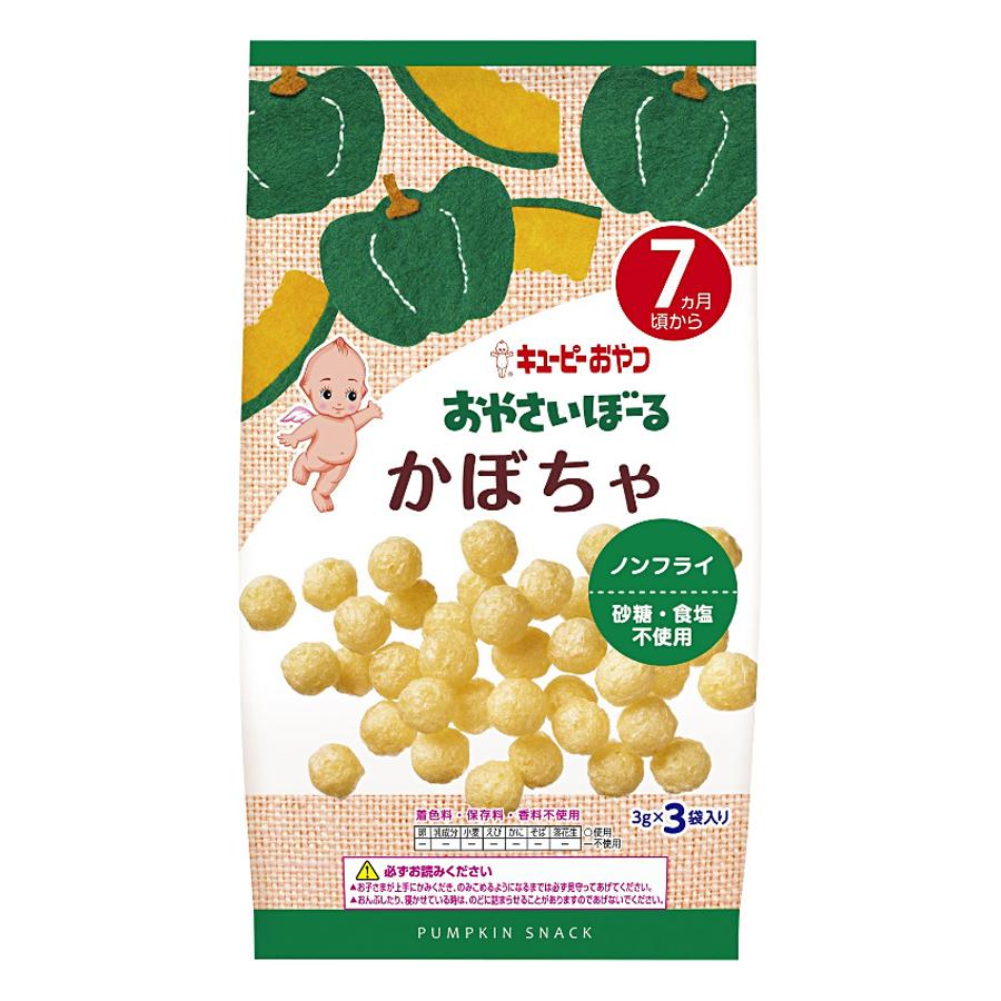 Snack Bí Đỏ Kewpie (9g)