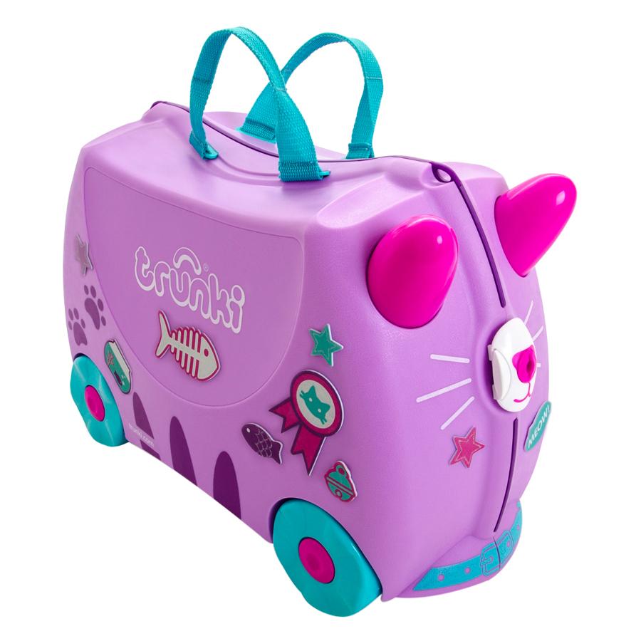 Vali Trẻ Em Mèo Con Cassie Trunki 0322-GB01
