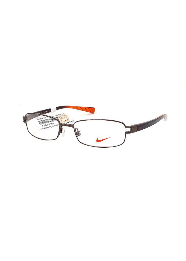 Gọng Kính Unisex Nike 8085 200 - Đen Phối Cam