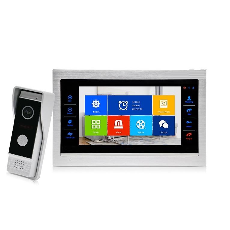 Bộ chuông cửa màn hình NCN-CCMH1403