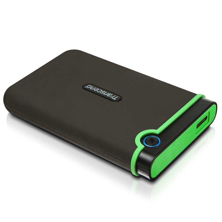 Ổ Cứng Di Động Transcend StoreJet M3 1TB USB 3.0 - TS1TSJ25M3G