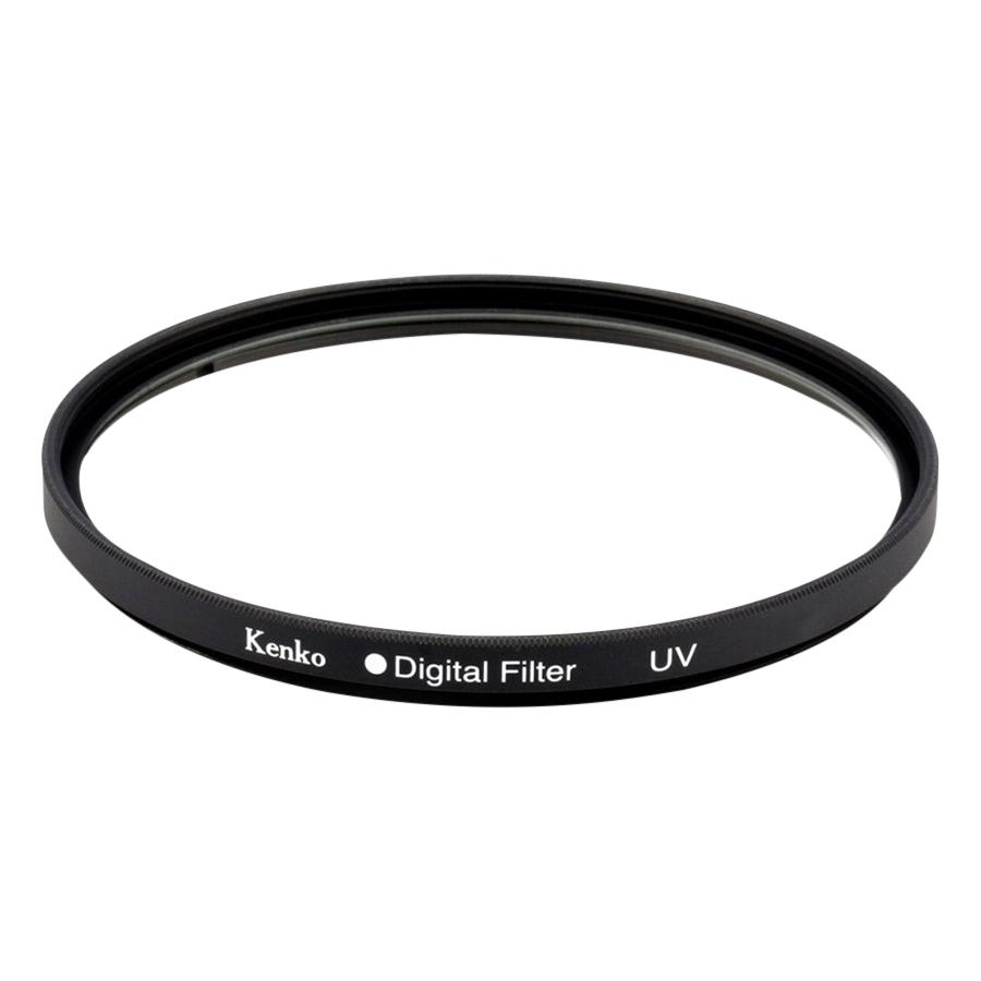 Kính Lọc Kenko UV 37mm (Đen) - Hàng Nhập Khẩu
