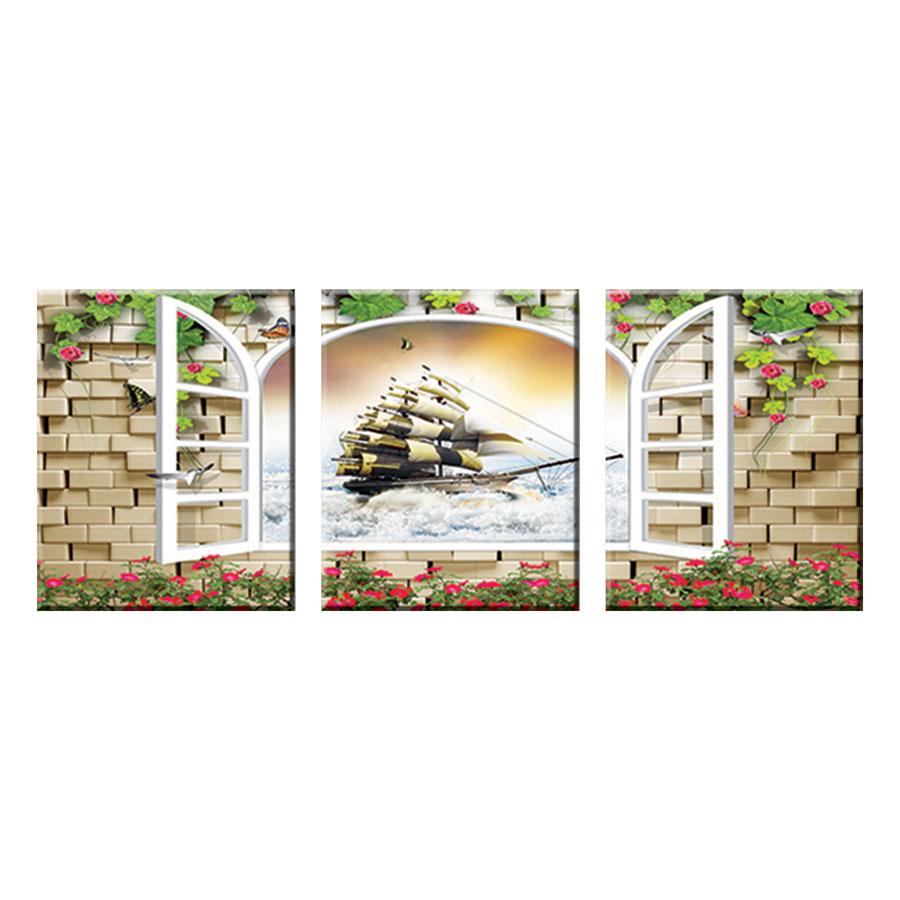 Tranh Trang Trí Tường Thế Giới Tranh Đẹp Q16 - 131