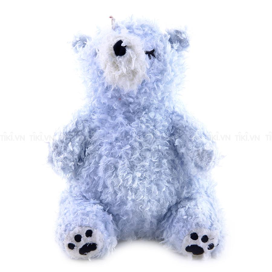 Gấu Lông Xoắn
