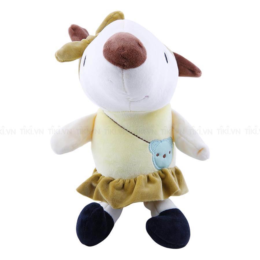 Chó Váy Thêu 45 Thanh Trà