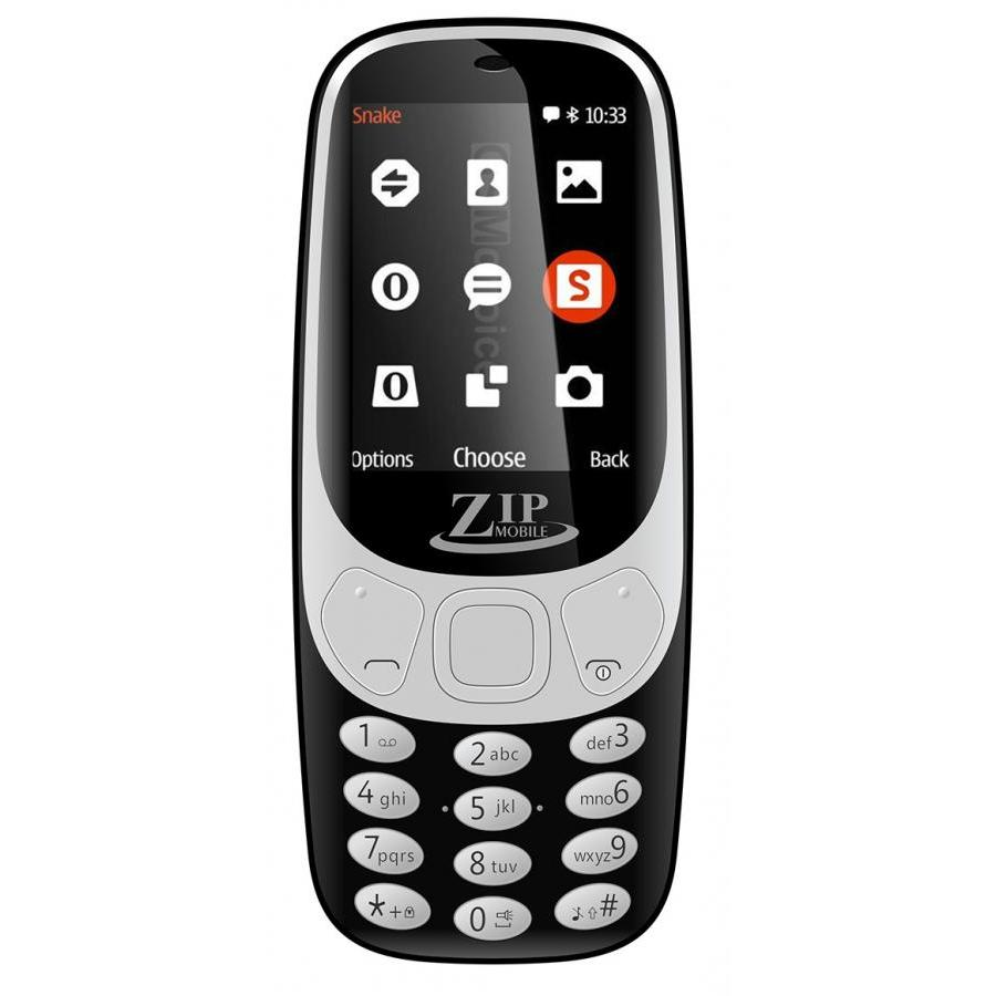 Điện Thoại ZIP Mobile ZIP1.8-1New - Hàng Chính Hãng - Bảo Hành 12 Tháng