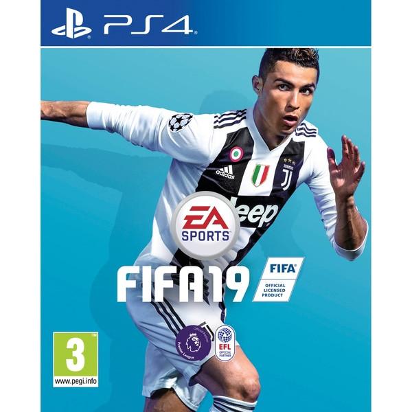 Đĩa game Fifa19 cho playstation 4 -hệ asia