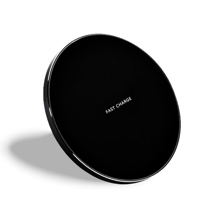 Sạc không dây Wireless Charger PowerPort Qi 10W cho Apple IPhone 8/8Plus/X  GY-68 - Hàng nhập khẩu PKV
