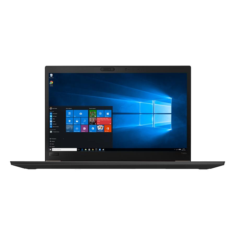Laptop Lenovo ThinkPad T480s 20L7S00V00 Core i7-8550U/Free Dos (14 inch) - Hàng Chính Hãng (Black)