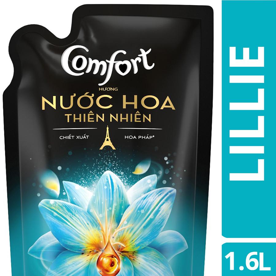 Comfort Hương Nước Hoa Thiên Nhiên Lillie Túi (1.6L)