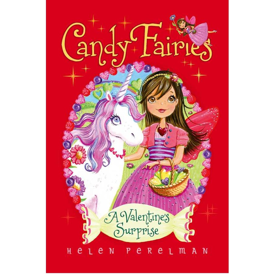 A Valentine's Surprise (Candy Fairies)