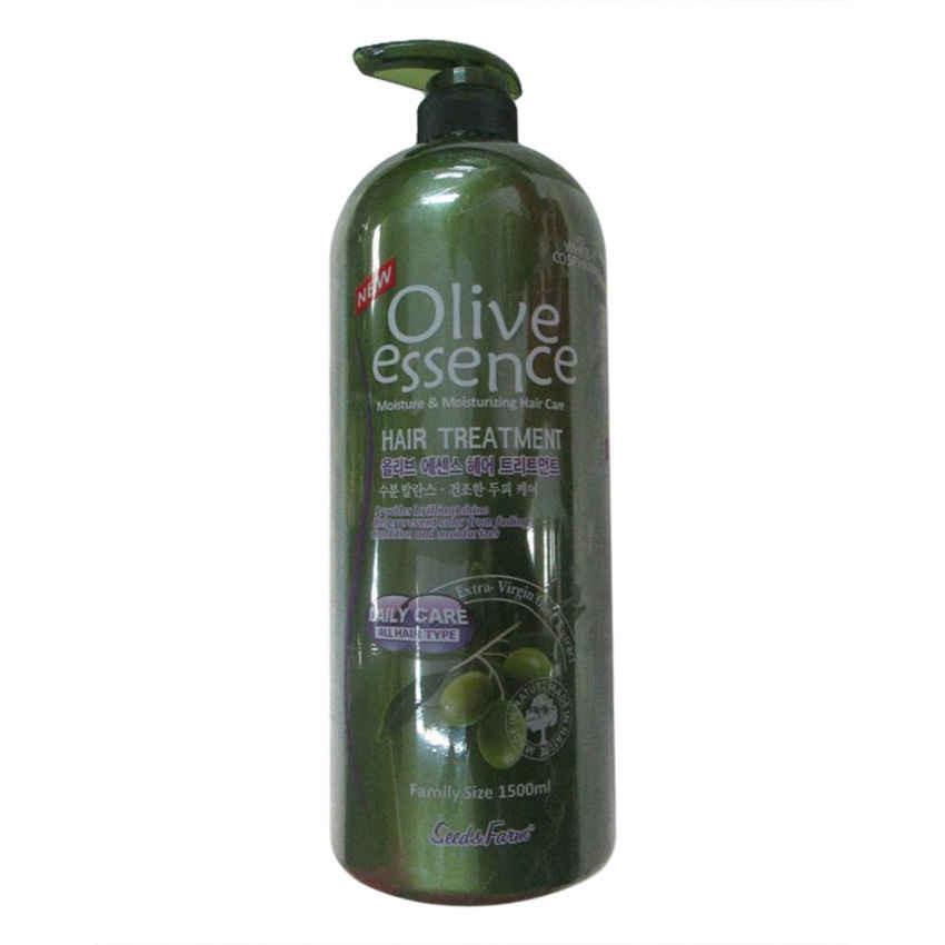 Dầu xả ORGANIA Seed  Farm Olive Essence Hair Treatment 1500ml