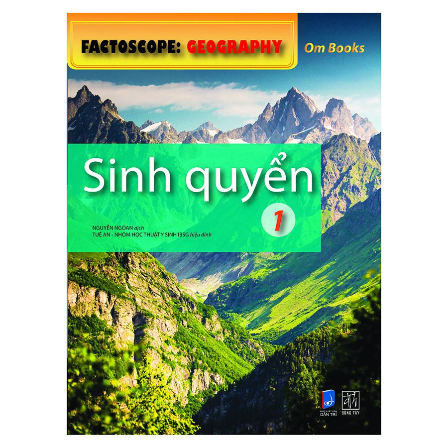 Factoscop: Geography - Sinh Quyển 1 (Tranh Màu)