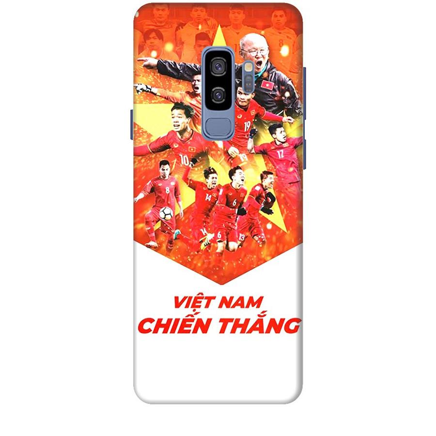 Ốp Lưng Dành Cho Samsung Galaxy S9 Plus AFF Cup Đội Tuyển Việt Nam Mẫu 3