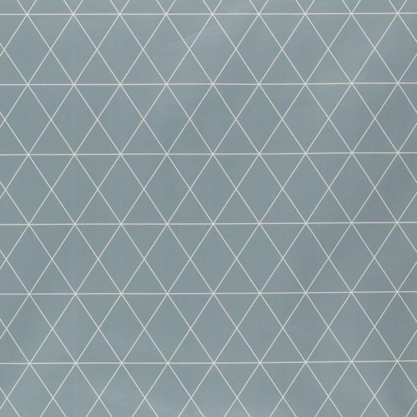 Tấm Trải Bàn JYSK Andemat Nhựa PVC  Xanh Nhạt 140cm